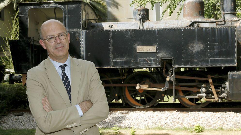 Foto: El presidente de Renfe, Pablo Vázquez. (EFE)