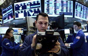 Wall Street coge fuerza para encarar una semana marcada por la Reserva Federal