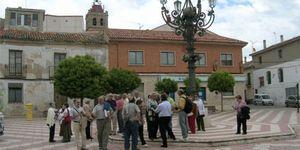 Foto: Vecinos de un pueblo de Cuenca rebautizan una calle como 'José Antonio Primo de Rivera'