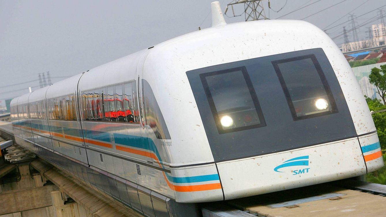 Los 'hyperloop' del presente: estos son los 10 trenes más rápidos del mundo