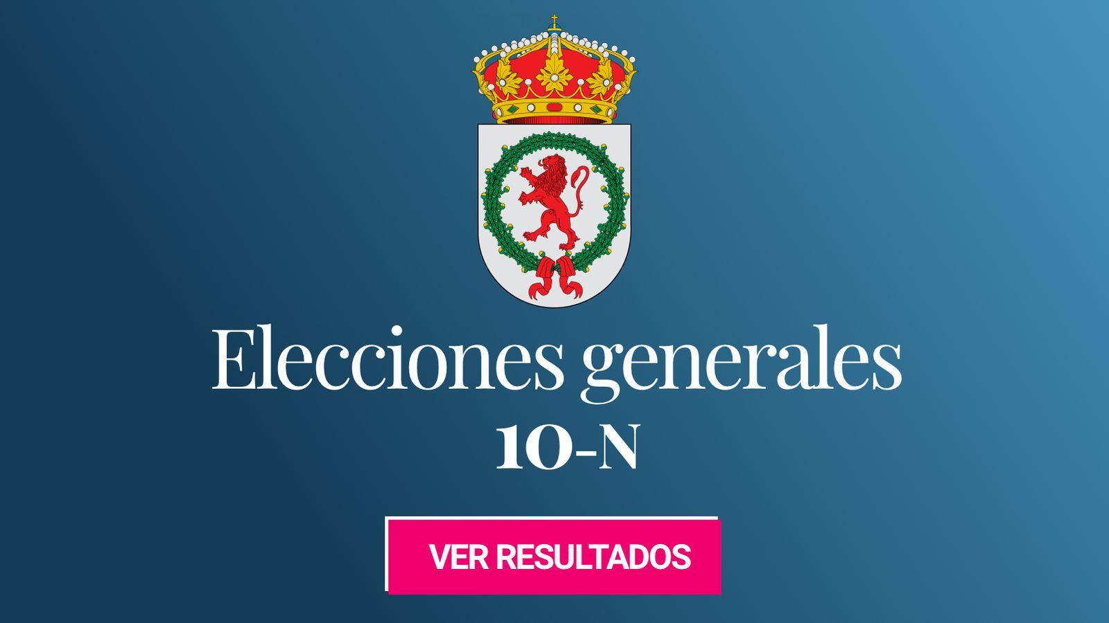 Foto: Elecciones generales 2019 en Coslada. (C.C./EC)