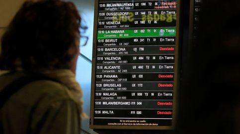 Tras las pistas del dron y de su piloto que obligaron a cerrar casi dos horas Barajas
