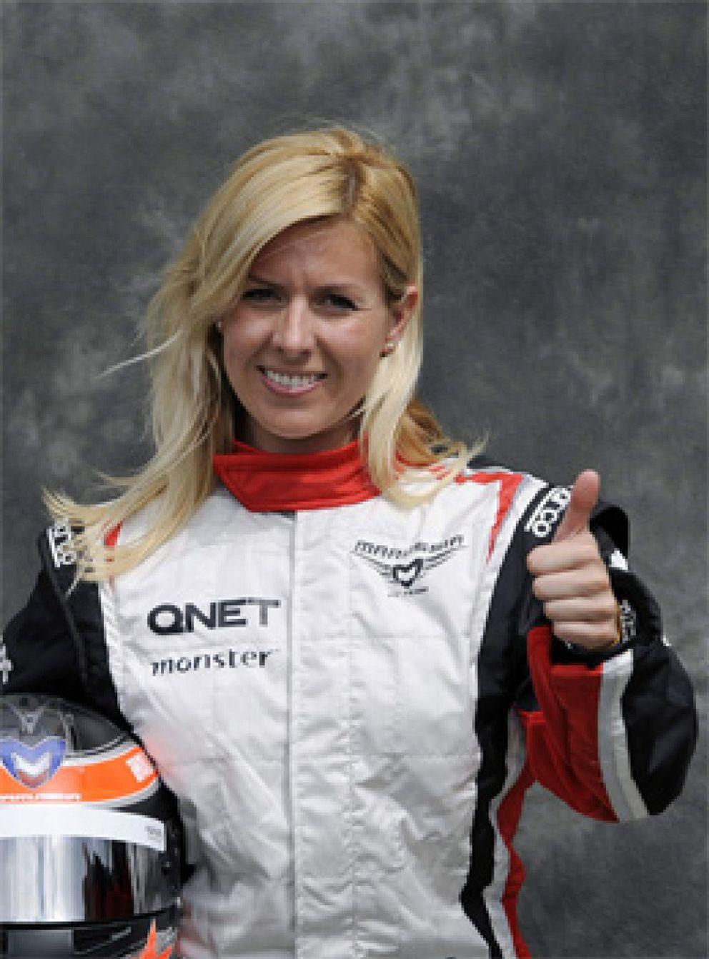 Fórmula 1 - GP de Europa: Por qué María de Villota no pudo sustituir ...