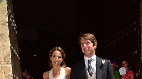 El secreto de los pendientes de la novia y otros detalles de la boda de Carlos Cortina