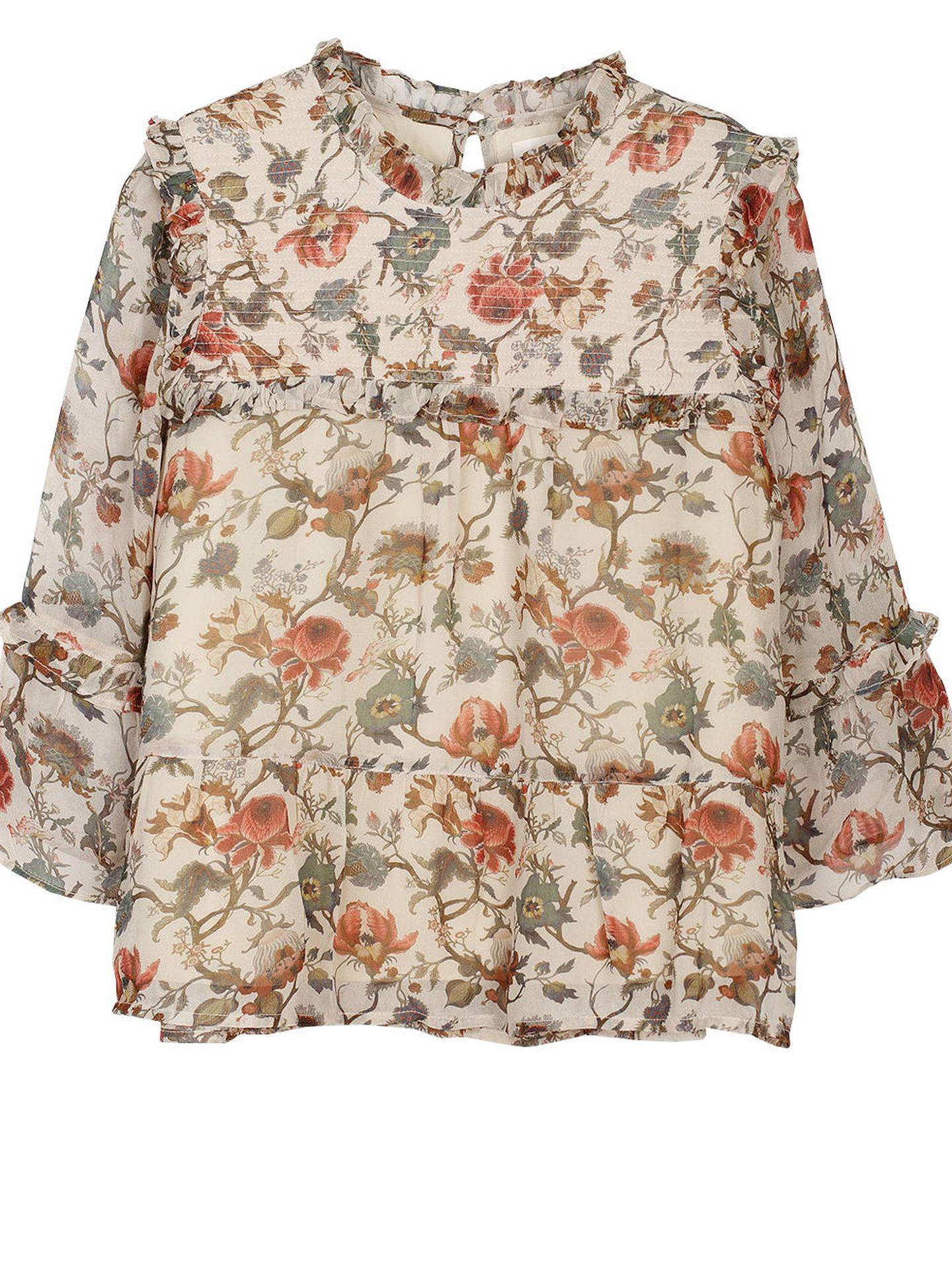 La blusa de Indi & Cold.