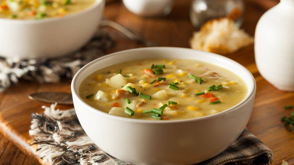 Por qué tomar sopa durante las comidas logra que adelgaces