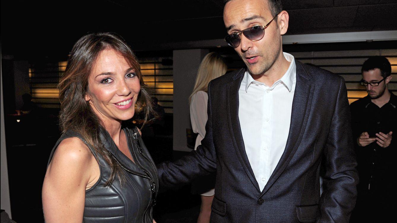Foto: Risto Mejide y su ex, Ruth Jiménez, en una fotografía de archivo (Gtres)