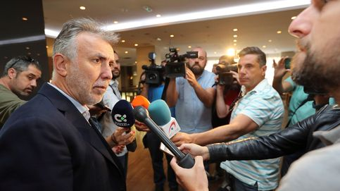 El PSOE se asegura Canarias tras cerrar un pacto con Podemos, NC y los gomeros
