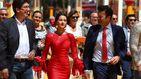 ¡Arrimadas y olé! Los secretos de sus looks flamencos por las ferias de España