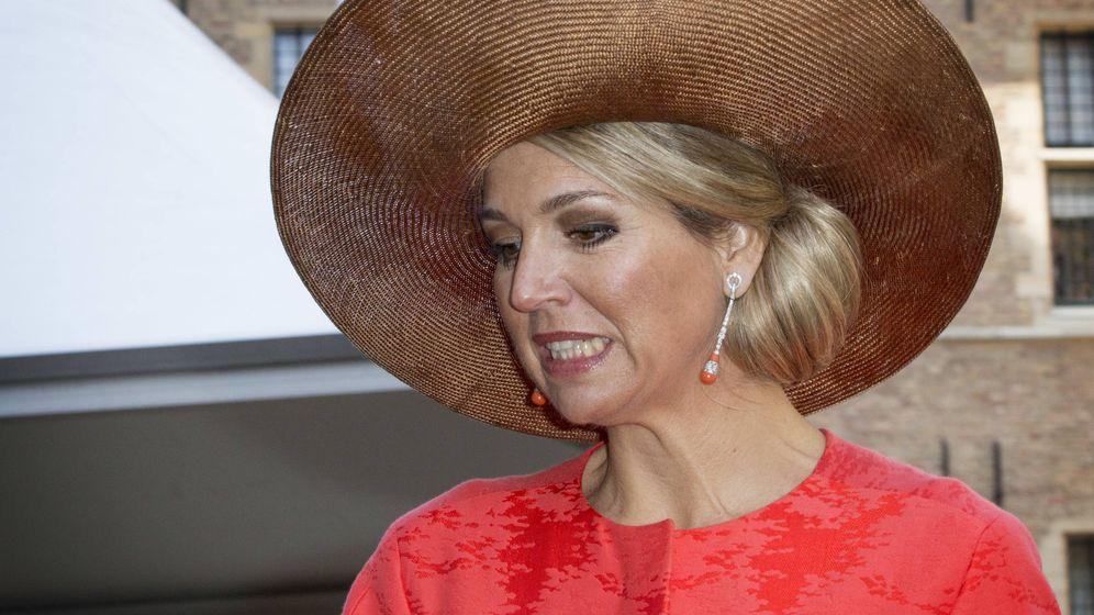 Foto: La reina Máxima de Holanda en una imagen de archivo (Reuters)