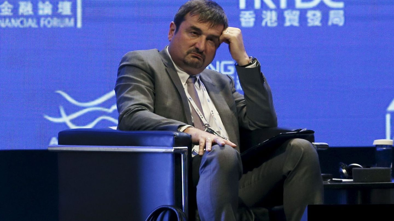 Olivier Guersent, director general de la Comisión Europea. (Reuters)