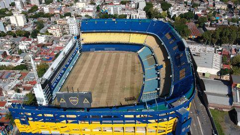 El estadio del Boca Juniors como nunca lo has visto: desierto