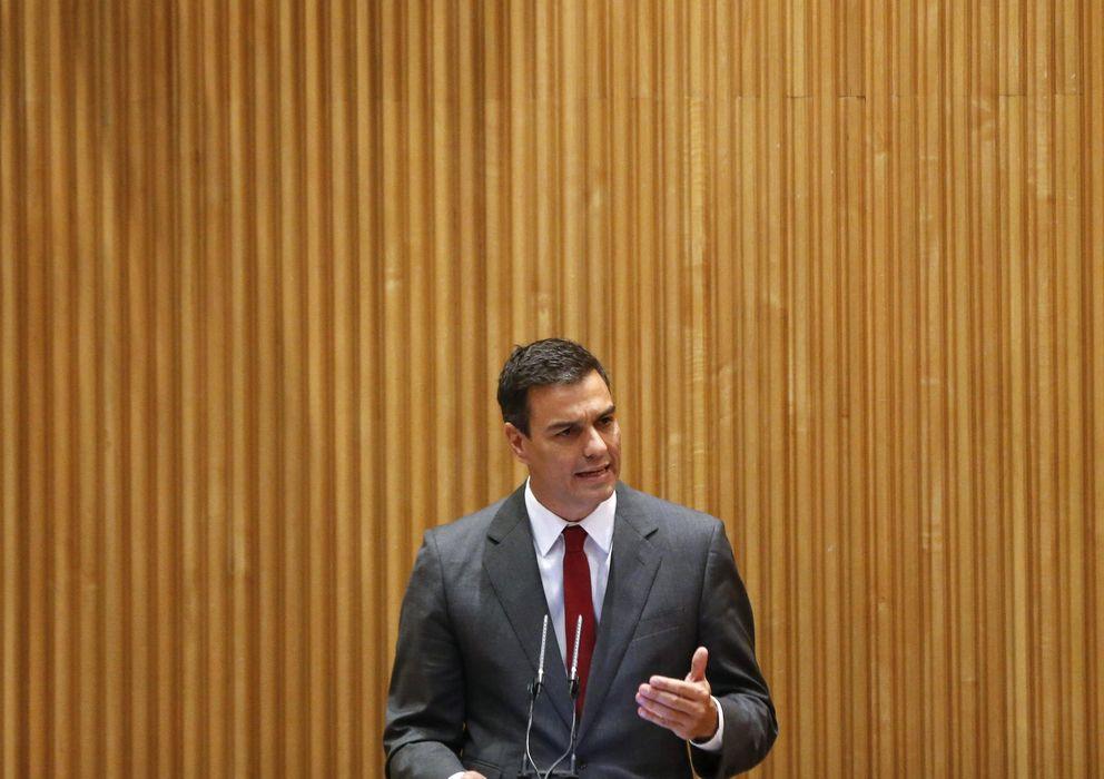 Foto: El secretario general del PSOE, Pedro Sánchez (EFE)