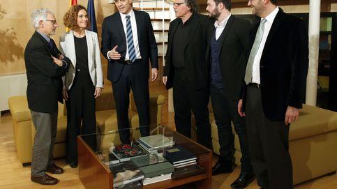 ERC y DiL sólo facilitarían la investidura de Sánchez si garantiza el referéndum
