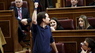 Pablo Iglesias y la fiesta de los trogloditas
