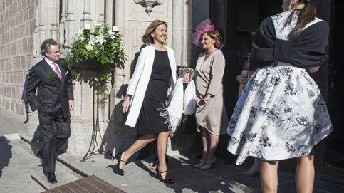 Cospedal y la cúpula del PP manchego se van de boda