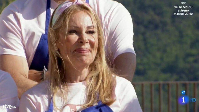'MasterChef Celebrity' recupera a su estrella: Ana Obregón vuelve tras ser repescada