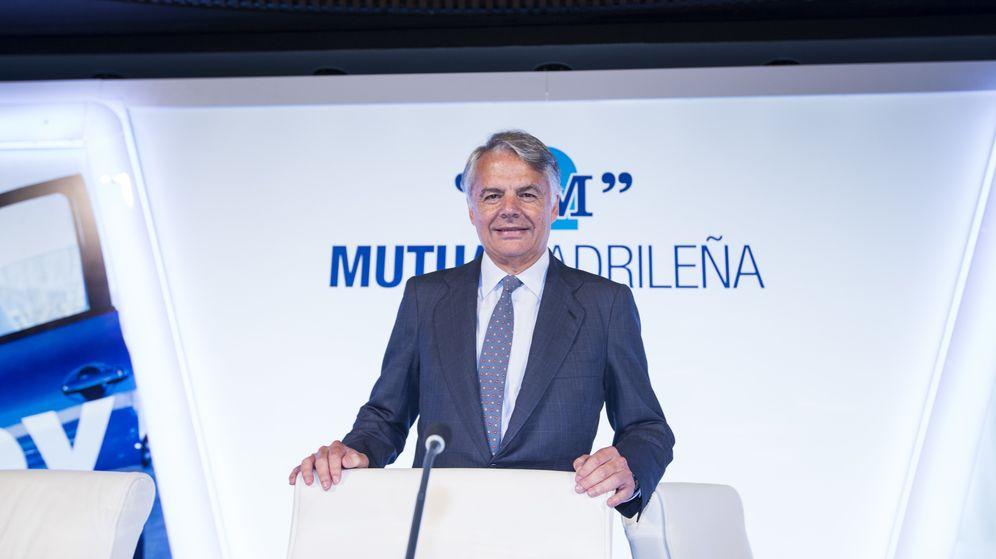 Foto: Ignacio Garralda, presidente de Mutua Madrileña