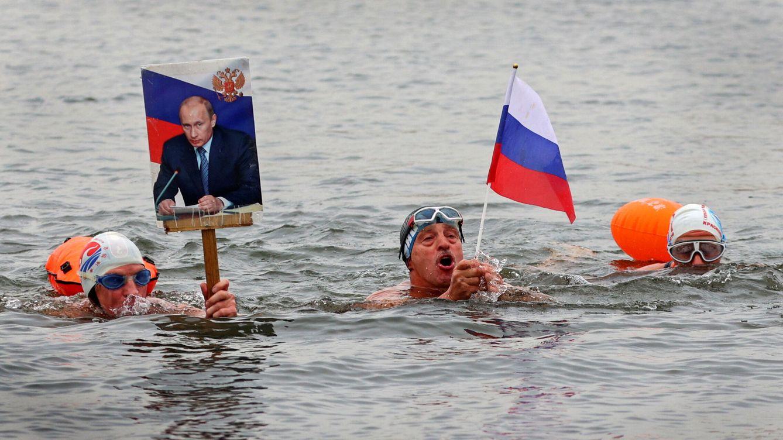 Foto: El programa espacial ruso con el agua al cuello