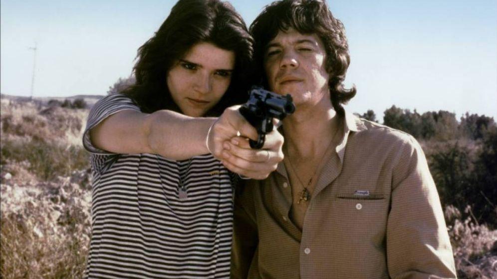 Foto: Berta Socuéllamos y José Antonio Valdelomar en 'Desprisa, deprisa' (1981), de Carlos Saura. (C.B. Films)