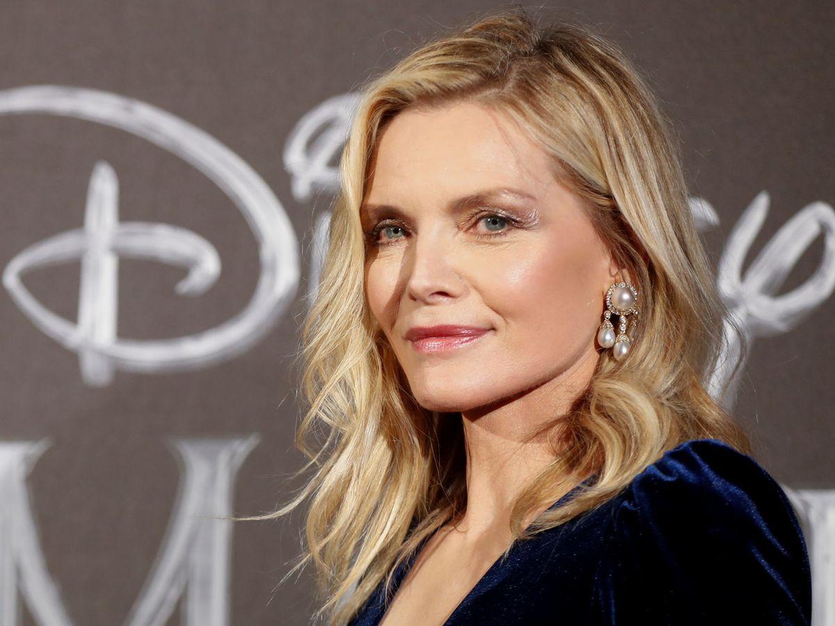 Foto: Michelle Pfeiffer, en la première de 'Maléfica: Maestra del mal'. (Reuters)