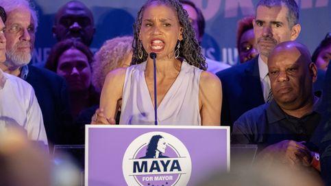 El estilo de Maya Wiley, la que podría ser la primera alcaldesa negra de Nueva York