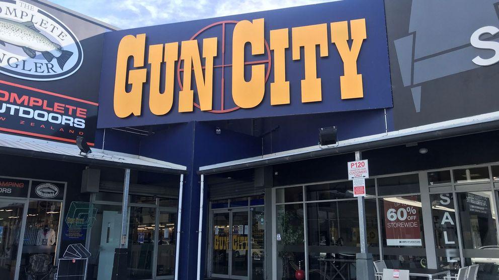 Inicia en Nueva Zelanda la retiradade armas y municiones prohibidas