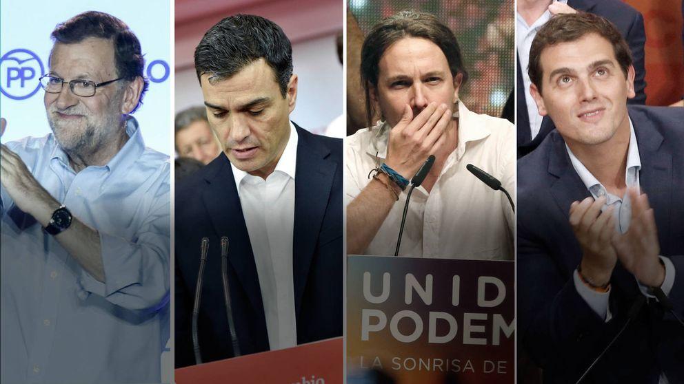 Elecciones generales: Sánchez, Iglesias y Rivera centran la infancia como prioridad