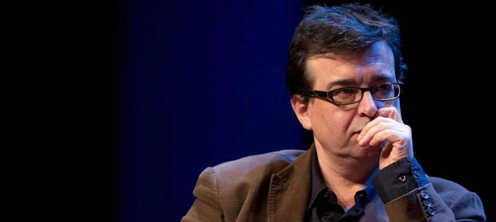 Foto: El escritor Javier Cercas (EFE)