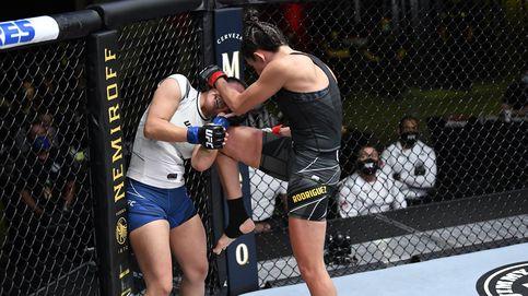 UFC Vegas 26: Marina Rodríguez abruma a Michelle Waterson en el peso mosca