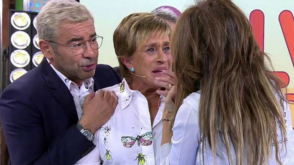 Chelo García Cortés 'denuncia' un trato homófobo en 'Sálvame' y acaba llorando