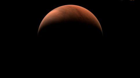 China se convierte en el tercer país que logra posar en Marte un vehículo explorador