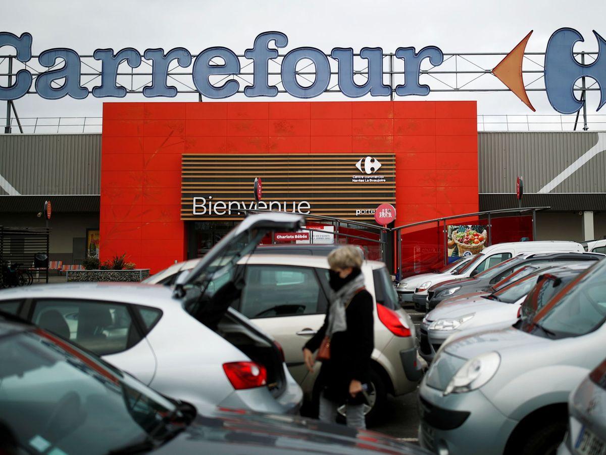 Foto: Supermercado de Carrefour.