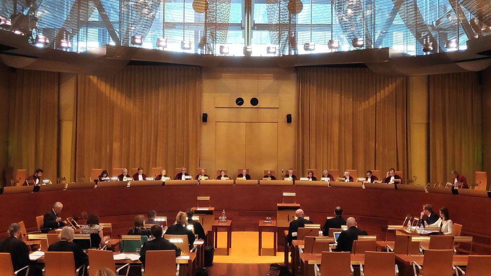 Foto: Tribunal de Justicia Europea