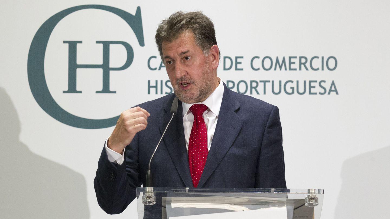 El presidente del Grupo Hotusa, Amancio López.