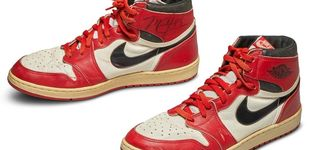 Post de Unas Nike Air Jordan de 1985, récord en una subasta: 518.000 euros