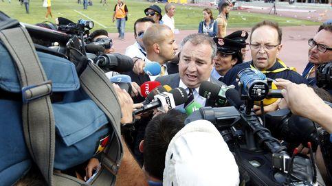 El presidente de la UD Las Palmas, pendiente del indulto del Gobierno