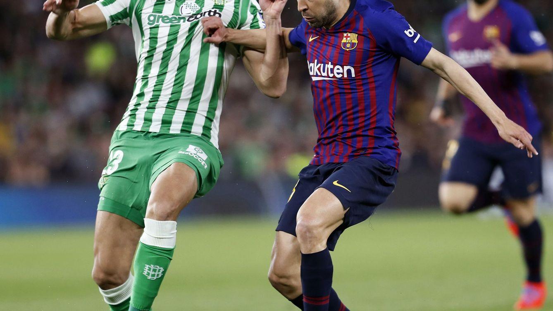 FC Barcelona – Real Betis de Liga: horario y dónde ver en TV y 'online'