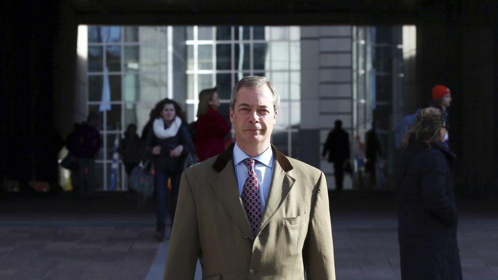 El hombre más odiado de Europa es el más popular entre los británicos