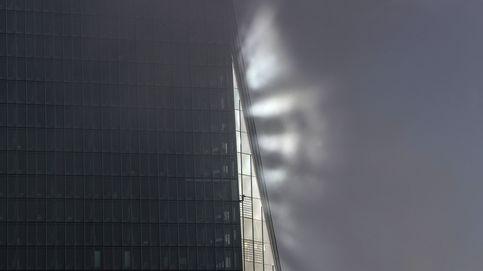 Reflejos en la sede del BCE