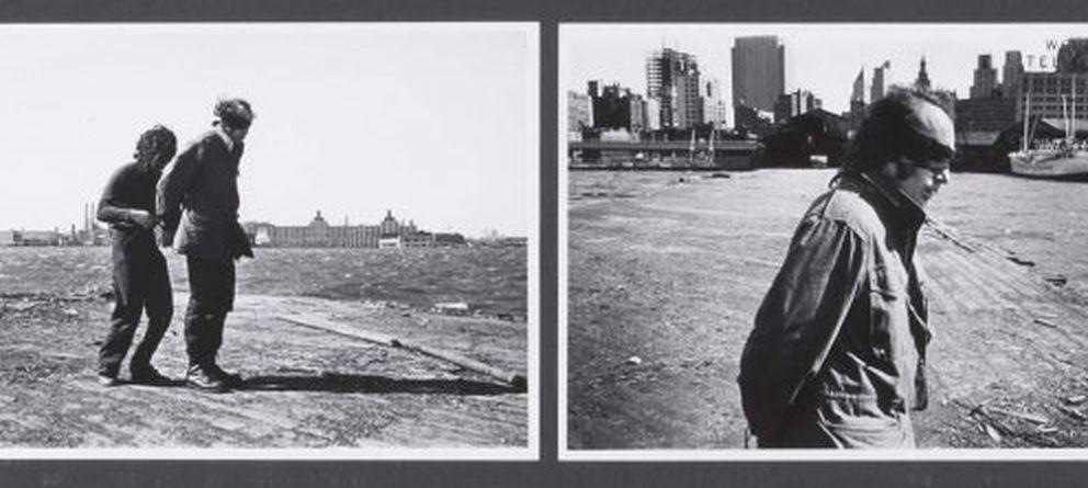 Foto: 'Security Zone', Vito Acconci, Nueva York, EEUU, 1940 (Museo Reina Sofía)