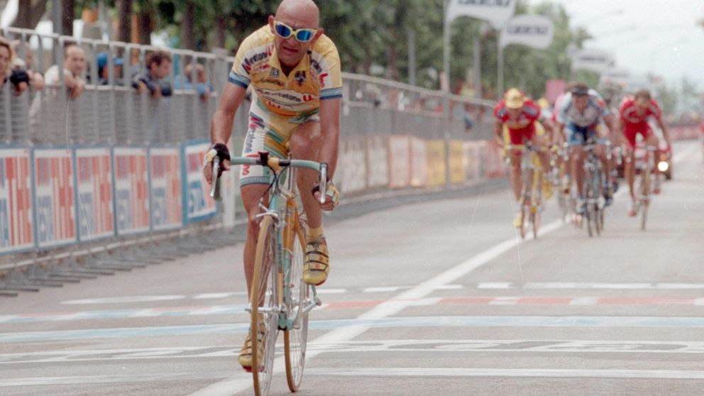El Giro llegó a Forlì, el lugar donde reside la esperanza para los Pantani