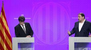 El Gobierno kamikaze o Cataluña desgobernada