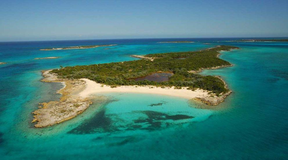 La isla de Nicholas Cage en Bahamas (I. C)