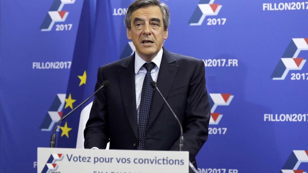 Foto: El ex primer ministro francés François Fillon. (Reuters)