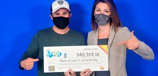 Post de Ganan la lotería y no se gastarán nada del premio: el dinero ya tiene destino