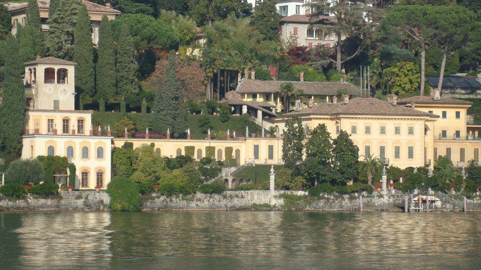 La baronesa Thyssen cierra la venta de la finca suiza Villa Favorita