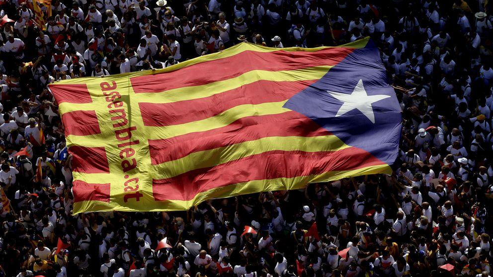 En directo: la Diada de Cataluña