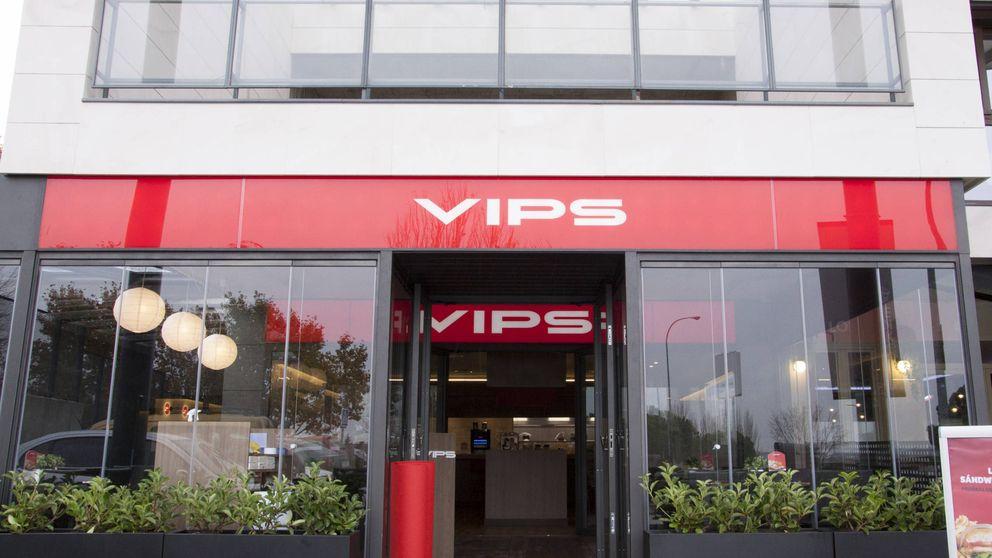 Alsea (Vips) presenta su ERTE para 22.000 empleados por el coronavirus