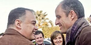 González Pons avala la designación urgente de Camps como candidato regional